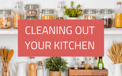 Cleaning Out Your Kitchen