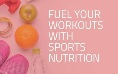 Fuel Your Workouts with Sports Nutrition