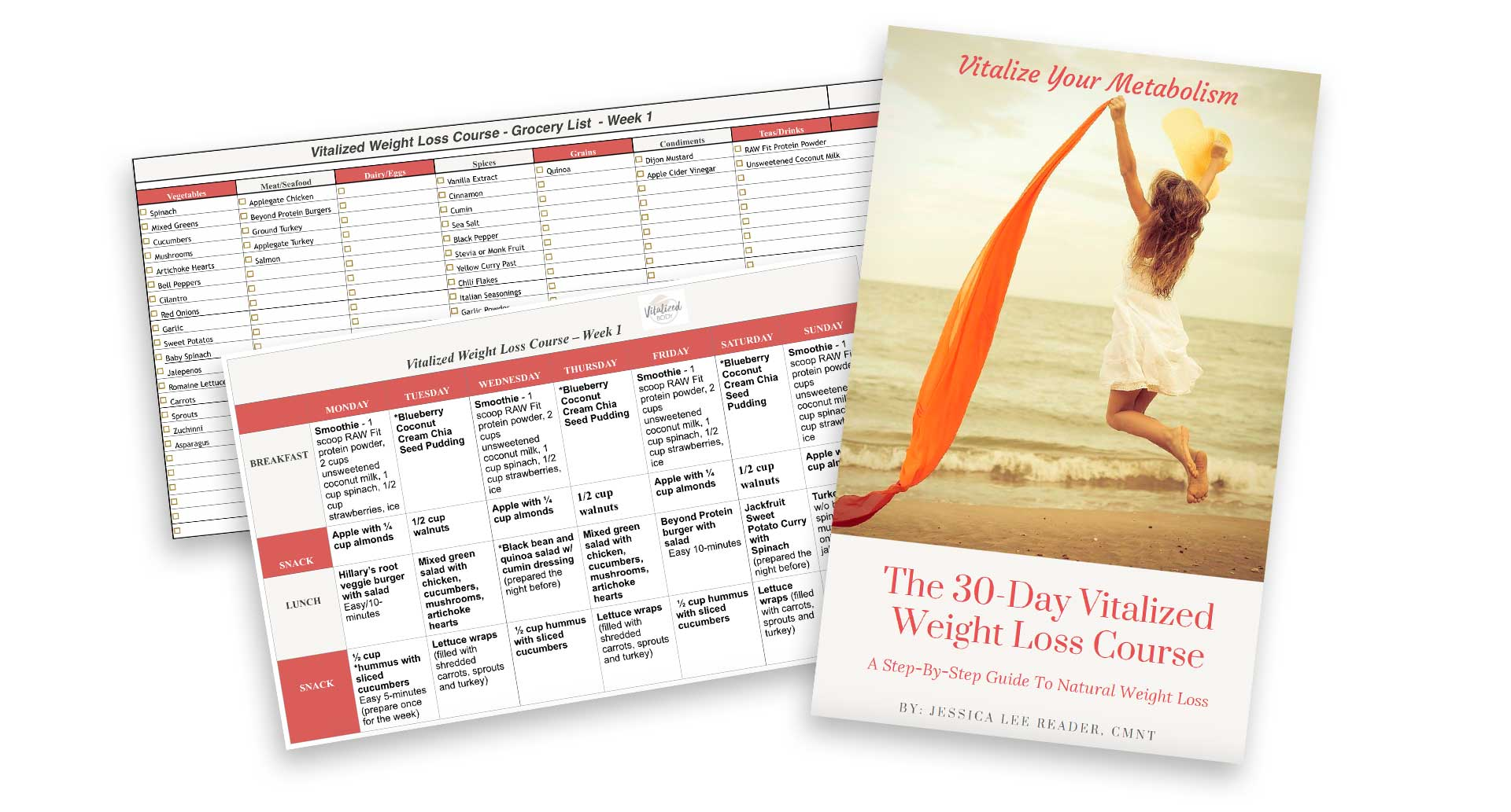 Natural Weight Loss Course