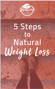 5 Steps to Natural Weight Loss eBook