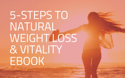 5-Steps To Natural Weight Loss eBook