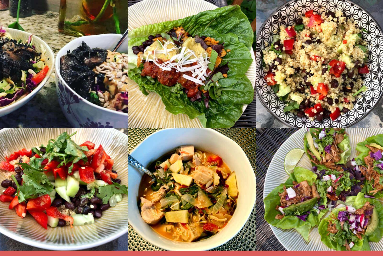 Weight Loss Program Recipes