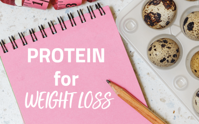 Learn About Protein for Weight Loss
