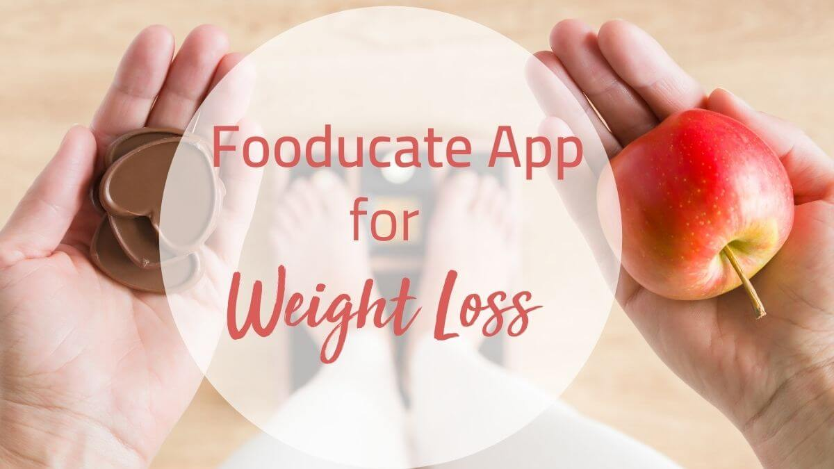 Fooducate App for Weight Loss