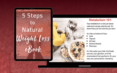 Natural Weight Loss eBook