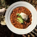 Plant-Based Pumpkin Chili